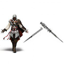 Wonderful Assassin's Creed Altair 49*33cm Acrylic Cosplay Prop