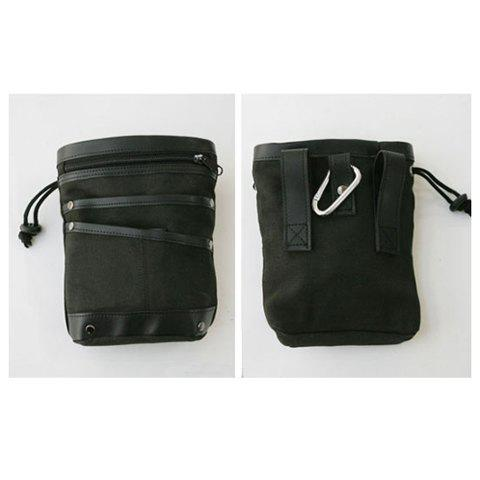 Cheap Convenient and Multifunctional Zipper Design Sacking Bag For Male