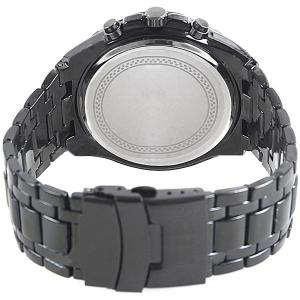 Trendy CURREN Round Dial Stainless Steel Quartz Wrist Men's Watch -