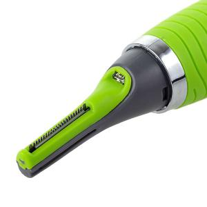 New Micro Touch Magic Max Personal Trimmer Multifunctional Hair Remover for Men - Green - GREEN