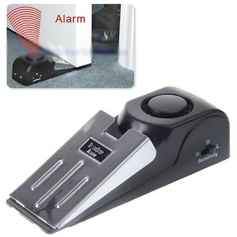 Shop 120dB Security Home Wedge Shaped Door Stop Alarm Block Systerm
