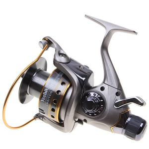 High Quality Yoshikawa CY6000 Spinning Fishing Reel (Silver with Yellow) -