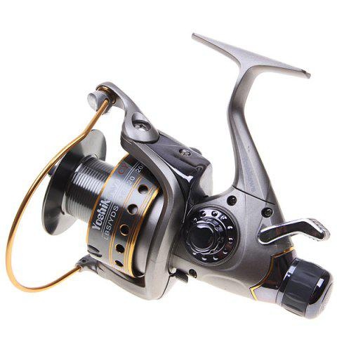 Shops High Quality Yoshikawa CY6000 Spinning Fishing Reel (Silver with Yellow) -   Mobile