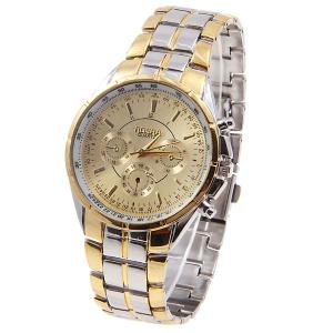 Rosra Men's Watches with Quartz Analog Round Shaped Dial Steel Watchband in New Design