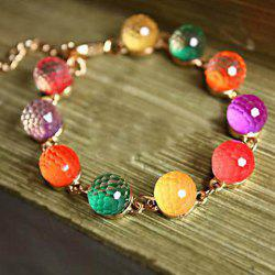 Bohemian Style Crystal Bracelet - AS THE PICTURE