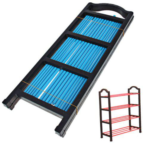 Fancy Durable 4 Layers Shoe Rack for Household