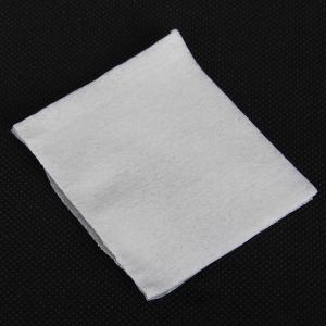 High Quality Super Slim Type Face Cleaning Makeup Cotton Pad/Cosmetic Cotton - WHITE