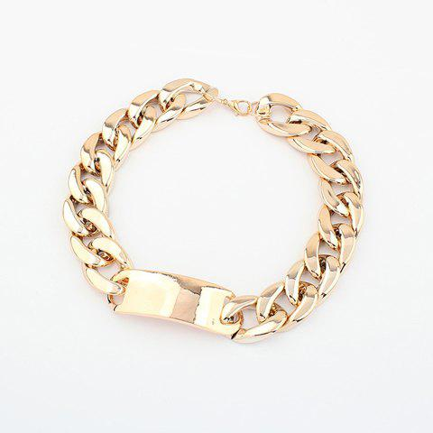 Affordable Fashionable Thick Chain Necklace For Women