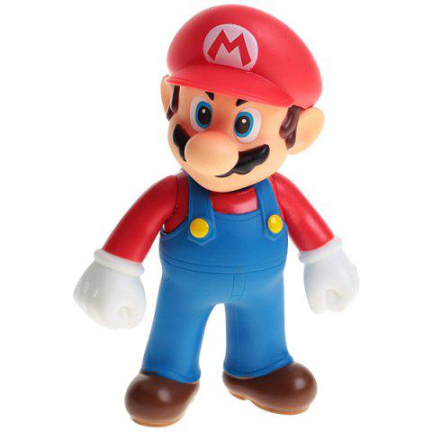 Hot Super Super Mario Animation Character Model of 1PCS for Kids over 3