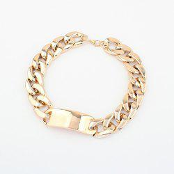 Fashionable Thick Chain Necklace For Women -