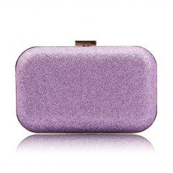 Party Sparkling Glitter and Candy Color Design Women's Evening Bag -