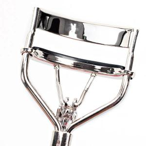 Professional Quality Eyelash Curler with Silicone Strip -