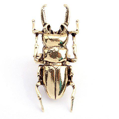 Buy Fashion Simple Insect Embellished Women's Alloy Finger Ring