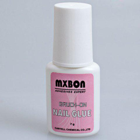 Cheap Professional Nail Art Glue - Pink