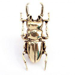 Fashion Simple Insect Embellished Women's Alloy Finger Ring -