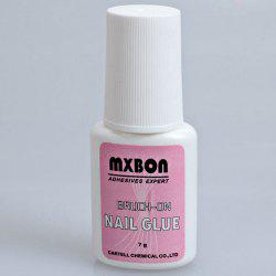 Professional Nail Art Glue - Pink -