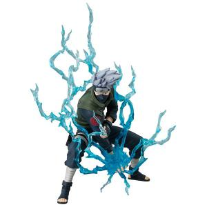 Highly Detailed Naruto Shippuden Main Character Hatake Kakashi Figure Model Blister Packing with Standing Base -
