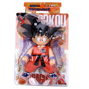 Cool Anime Character Dragon Ball Songokou PVC Figure Model Toy for Cartoon Fans -