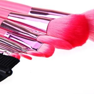 High-end Brush Sets Soft Cosmetic Face Make-up Brush Powder Brush for Lady (10Pcs) -