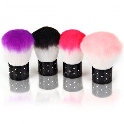 High-end Mesa Brush Soft Cosmetic Face Make-up Brush Powder Brush for Lady (4 Colors) -
