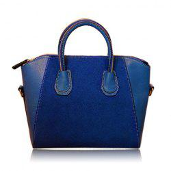 New Fashion Women's Nubuck Synthetic Leather Smile Hand Bag Cross-body Shoulder Bag -