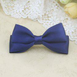 Stylish Lace Openwork Bowknot Decorated Hairpin For Women -
