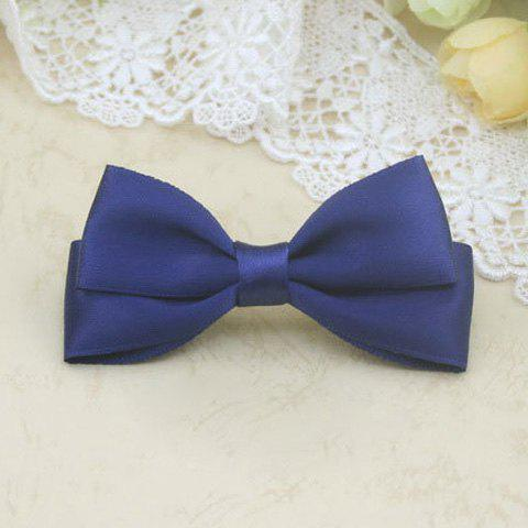 Shops Stylish Lace Openwork Bowknot Decorated Hairpin For Women