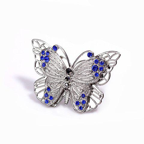 Butterfly Shape Alloy Ring