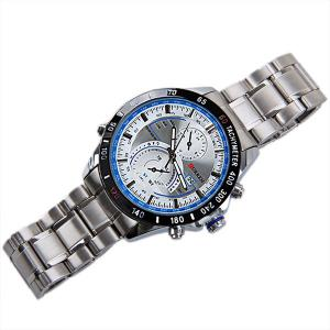 Curren 8149 Quartz Watch with Calendar Analog Indicate Steel Watchband for Men -