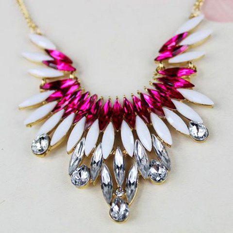 Best Characteristic Rhinestoned Alloy Necklace For Women