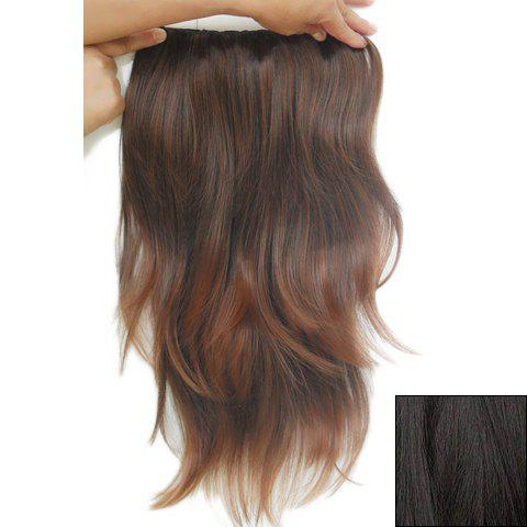 Hot Casual Style Long Slightly Curled Clip-In High Temperature Fiber Women's Hair Extension