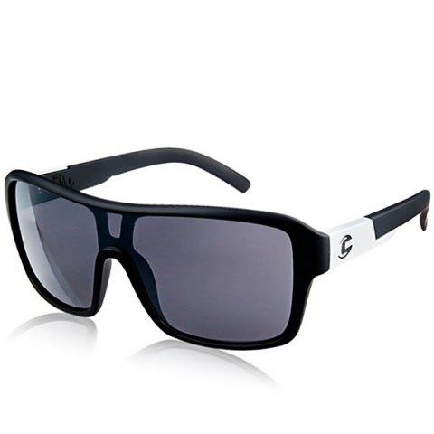 Trendy Valentine Fashion All-match UV Protection Gorgeous All-match Sunglasses with Gray Lens