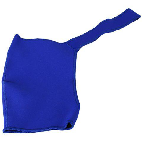 Outfits High Quality Elastic Shoulder Jacket Support Pad for Health Care Sports and Fitness -   Mobile