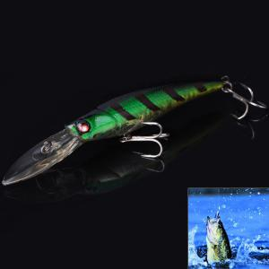 NO.YJ-60 75g 6cm Deep Promotion Hard Plastic Minnow Baits Fishing Lure Bait with Hook -