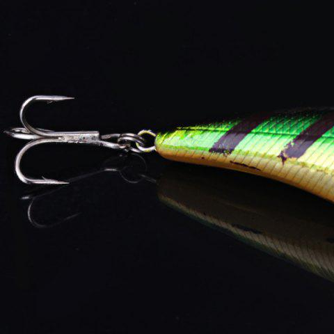 Shops NO.YJ-60 75g 6cm Deep Promotion Hard Plastic Minnow Baits Fishing Lure Bait with Hook -   Mobile
