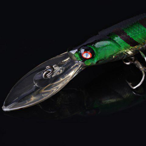 Store NO.YJ-60 75g 6cm Deep Promotion Hard Plastic Minnow Baits Fishing Lure Bait with Hook -   Mobile