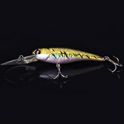 Discount NO.YJ-60 75g 6cm Deep Promotion Hard Plastic Minnow Baits Fishing Lure Bait with Hook -   Mobile