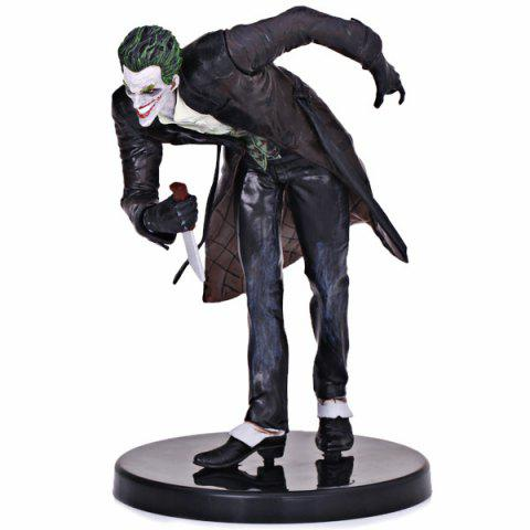 Unique Verisimilar Model Batman The Dark Knight The Joker Toy Special Toy for Fans