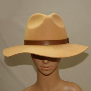 Chic Belt Decorated Fedora Hat For Women -