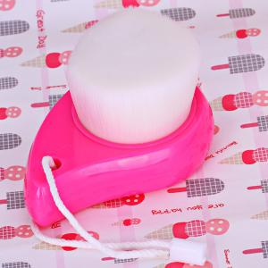 7012 Soft Facial Cleasing Brush Deep Clean Pore Face Washing Cleaning Brush -