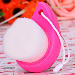 7012 Soft Facial Cleasing Brush Deep Clean Pore Face Washing Cleaning Brush - ROSE MADDER
