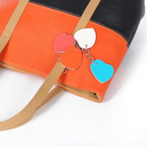 Fashion Cute Women Girl Candy Color Leisure Handbag Purse Shoulder Tote Bag -