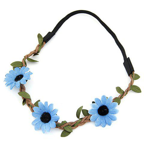 Cheap Cute Sun Flower Hairband For Women