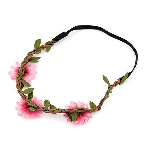 Latest Cute Sun Flower Hairband For Women - COLOR ASSORTED  Mobile