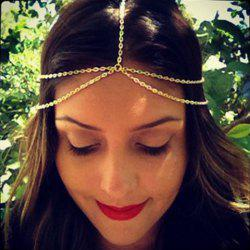 Sweet Double-Layered Hairband For Women -