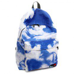 Outdoor Color Matching and Canvas Design Women's Satchel -