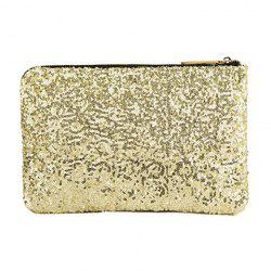 New Fashion Style Women's Sparkle Spangle Clutch Evening Bag
