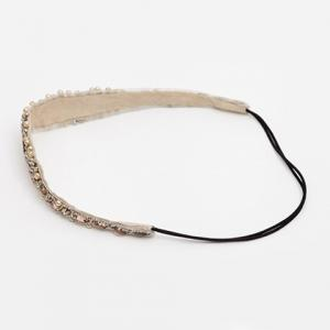 Stylish Beaded Hairband For Women -