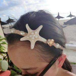 Bohemia Starfish Hairband For Women -
