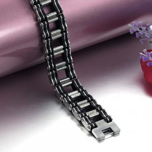 Titanium Steel Bicycle Chain Bracelet - AS THE PICTURE